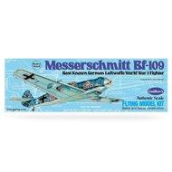 Guillow's Messerschmitt BF-109 balsarakennussarja