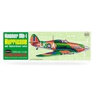 Guillow's Hawker Hurricane balsarakennussarja