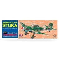 Guillow's Junkers JU-87B Stuka balsarakennussarja