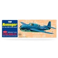 Guillow's Grumman TBF Avenger balsarakennussarja