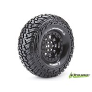"Tire & Wheel CR-GRIFFIN 1.9"" Black (2)"