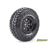 "Tire & Wheel CR-GRIFFIN 1.9"" Black (2)"