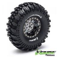 "Tire & Wheel CR-CHAMP 1.9"" Black Chrome (2)*"