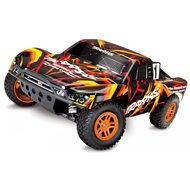 Traxxas Slash 4x4 12T/XL-5 1/10 RTR TQ Orange