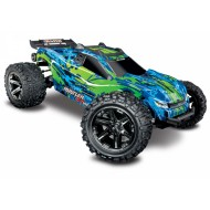 Traxxas Rustler 4x4 VXL 1/10 RTR TQi TSM Green