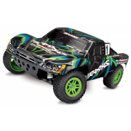 Traxxas Slash 4x4 12T/XL-5 1/10 RTR TQ Green