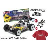 Kyosho Inferno MP9 TKI4 10th Anniversary Perth Edition