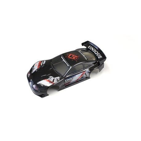 Toyota Supra 1:10 maalattu kori