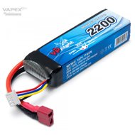 Li-Po Battery 3S 11,1V 2200mAh 30C T-Connector