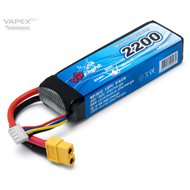 Li-Po Battery 3S 11,1V 2200mAh 30C XT60-connector