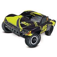 Traxxas Slash 2WD 1/10 TQ RTR VR46