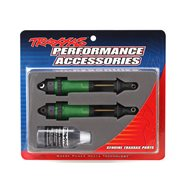 Shocks Green GTR XX-Long without springs (2)
