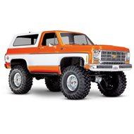 Traxxas TRX-4 Chevy Blazer Orange RTR
