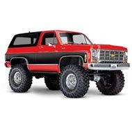 Traxxas TRX-4 Chevy Blazer Red RTR