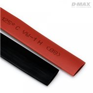 Heat Shrink Tube Red & Black D8mm x 1m