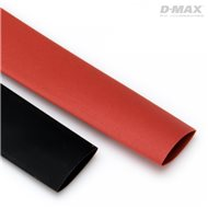 Heat Shrink Tube Red & Black D10mm x 1m
