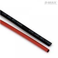 Heat Shrink Tube Red & Black D3mm x 1m