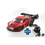 Kyosho Inferno GT2 Race Audi R8 LMS Rouge Picco.28
