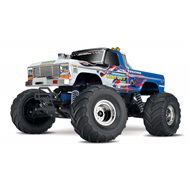 Traxxas BIGFOOT No.1 Truck, 2WD - Sis.akku&laturi