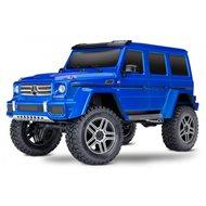 Traxxas TRX-4 Mercedes G500 4x4 Blue RTR