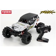 Kyosho FO-XX VE RTR, 4WD