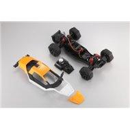 NeXXt EZ-Series T1 kelta/musta, kit