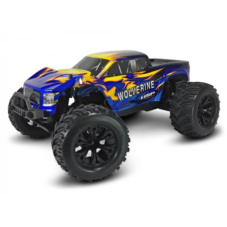 Wolverine Monster Truck 4WD 1/10 RTR