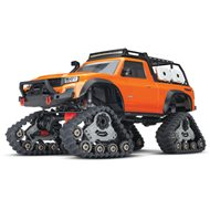 Traxxas TRX-4 with All-Terrain TRAXX Crawler RTR Orange