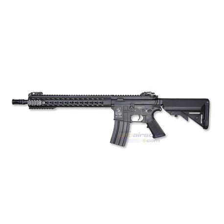 """Cybergun Colt M4 Keymod 13"""" sähköase, metalli"""