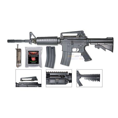 Proairsoft M4A1 Combo jousitoiminen kivääri