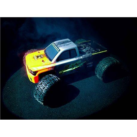 Kyosho Nitro Tracker 4WD QRC
