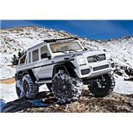 TRX-6 Mercedes-Benz G63 AMG 6X6 TQi 2.4G RTR White