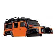 Valmis kori, Oranssi, Land Rover Defender