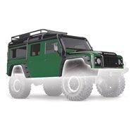 Valmis kori, Land Rover Defender, vihreä