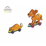 UGears Kids Kissa ja Koira