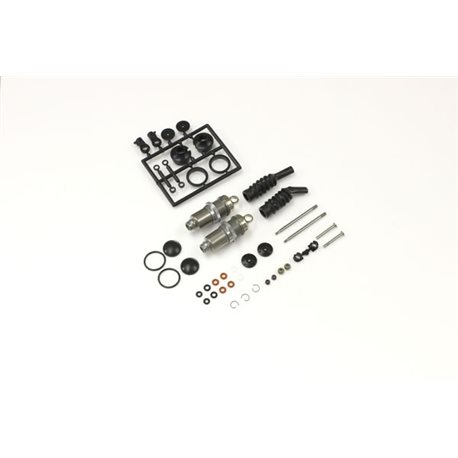 HD COATING FRONT SHOCK SET INFERNO MP9-MP10 (2) MS-50