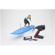 KYOSHO RC SURFER 4 RC ELECTRIC READYSET (KT231P+) T1 BLUE