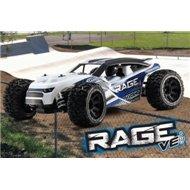 Lumelle, soralle, parkkipaikalle. Rage VEi on ehdottoman hauska laite, jonka suorituskyky tekee vaikutuksen.