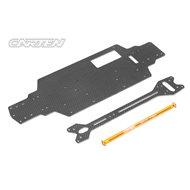 CARTEN 225mm Chassis /Upper Deck / Center Drive Shaft