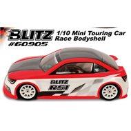 Blitz Mini Audi RS 1/10 225mm kori