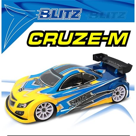 Blitz Mini Chevrolet Cruze 1/10 225mm kori