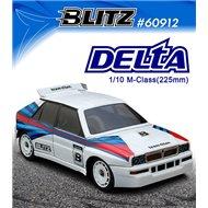 Blitz Mini Lancia Delta 1/10 225mm kori