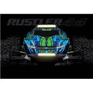 LED Light Front & Roof Skid Set Complete Rustler 4x4