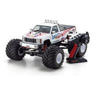 Kyosho USA-1 VE 1:8 4WD Readyset EP (Torx8-Brainz8 ESC)