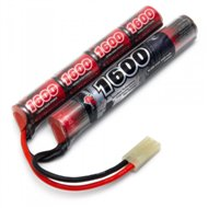 Battery 9,6V 1600mAh 2/3A Split Airsoft
