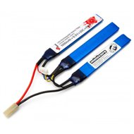 Vapex Battery 9,9V 1000mAh 20C Li-Fe Split Airsoft