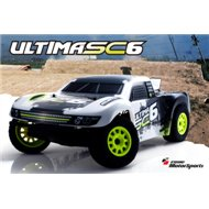 Kyosho Ultima SC6 RTR, 2WD
