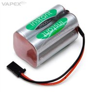 RX Battery Pack 4,8v 2500mAh NiMH Cub
