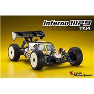 Kyosho Inferno MP9 TKI4 KIT, 4WD