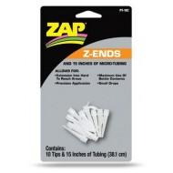 Z-End 10 extened tips + teflon tubing